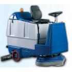 Podlahový sedící mycí stroj - Fiorentini - Bateriový - ICM 34UE