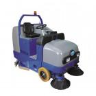 Podlahový sedící mycí a zametací stroj - Hybridní bateriový - I 115SS