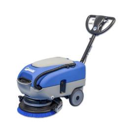 Podlahový mycí stroj - Fiorentini - Bateriový - ECOMINI 430B - otáčecí lišta (NB1200)