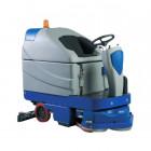 Podlahový sedící mycí stroj - Bateriový - TERMINATOR 1000
