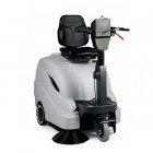 Zametací sedící stroj - Bateriový - 512 ET RIDER