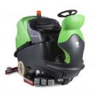 Podlahový sedící mycí stroj - Bateriový - CT 160BT 85