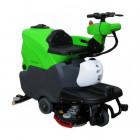Podlahový sedící mycí stroj - Bateriový - CT 70 Rider BT 70 vč. interní nabíječky