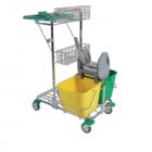 vozík úklidový MERKUR 004A +př