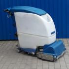 Podlahový mycí stroj - Bateriový - DELUXE 55W - BAZAR-bazar