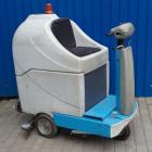 Podlahový sedící mycí stroj - Fiorentini - Bateriový - ET 65 - BAZAR-bazar