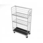 vozíky na přepravu a třídění odpadu a prádla - Besi universal maxi