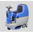 Podlahový sedící mycí stroj - Bateriový - ECOSTAR 55
