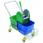 vozík úklidový EK2  2x17