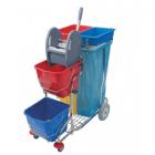 vozík uklidový EKOMOP 120C