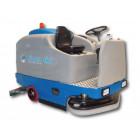 Podlahový sedící mycí stroj - Fiorentini - Benzínový - ICM 60TPB NEW