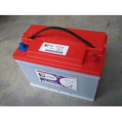 baterie trakční 12V 80Ah  (02.38,40) ICM 16/18