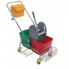 vozík uklidový KLASIK V17