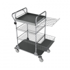 vozíky na přepravu a třídění odpadu a prádla - Man 060