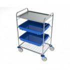 vozíky na přepravu a třídění odpadu a prádla - Man nemo 140