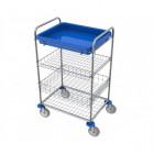 vozíky na přepravu a třídění odpadu a prádla - Man nemo 160