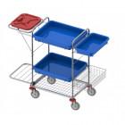 vozíky na přepravu a třídění odpadu a prádla - Man nemo 50
