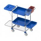 vozíky na přepravu a třídění odpadu a prádla - Man nemo 60