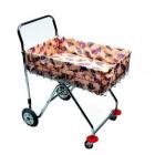 vozíky na přepravu a třídění odpadu a prádla - Vozík pro kojence