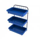 vozíky na přepravu a třídění odpadu a prádla - Rego mini 3