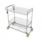 vozíky na přepravu a třídění odpadu a prádla - Velman 100