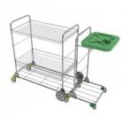 vozíky na přepravu a třídění odpadu a prádla - Velman plus 400