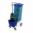 vozík uklidový  VERTIKAL 2004C