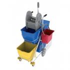 vozík úklidový PRAKTIK 9001AP80/E