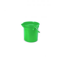 Vědro se stupnicí 5 l zelené - balení 10ks