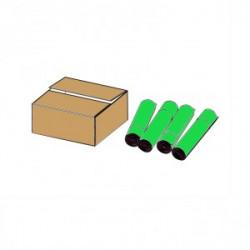 vak plastový 120l, 40 mikronů, zelený