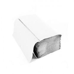 Skládaný ručník 2vrstvé Tissue papír - 100% celulóza